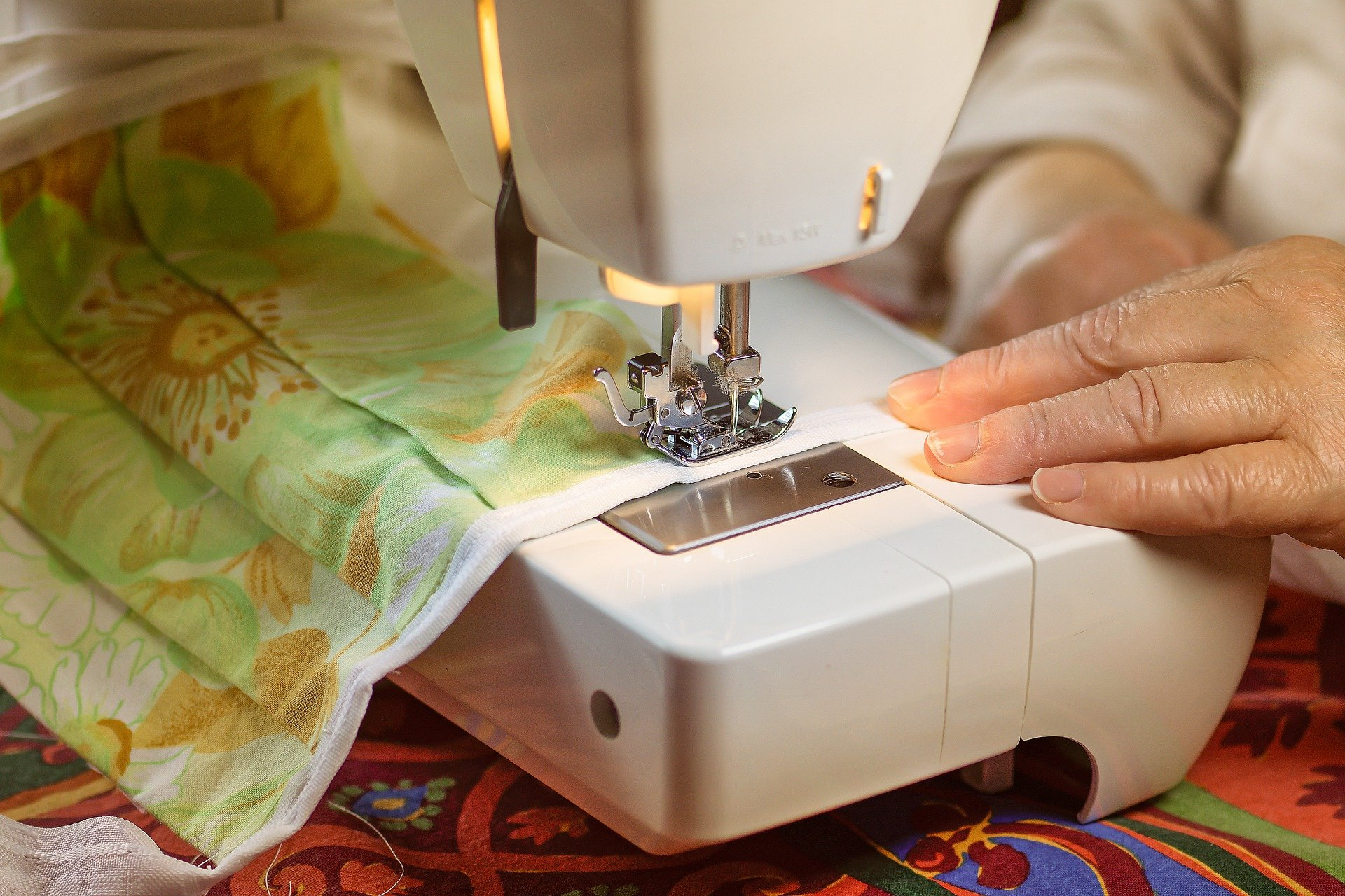 sewing machines with speed control