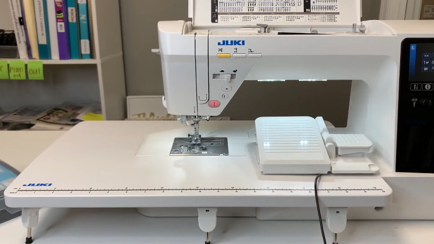 sewing machines where you can change the speed