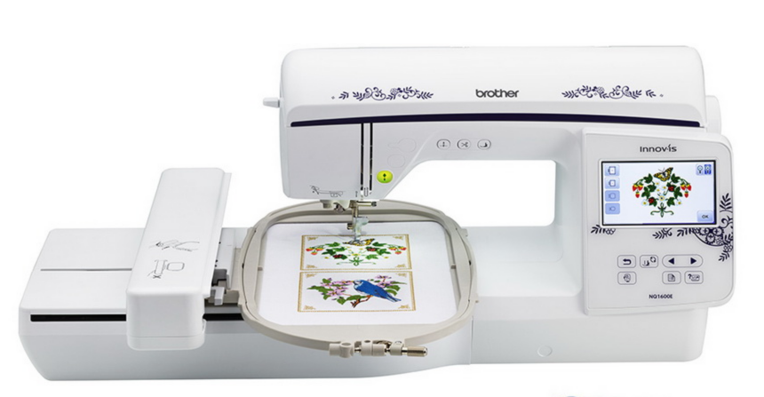 Best Embroidery Machine For Large Designs