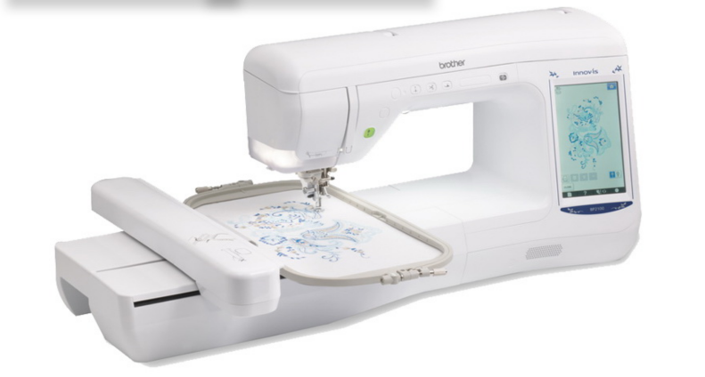 best Brother Embroidery Machine with Large Hoop
