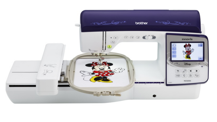 best brother sewing machine for embroidery