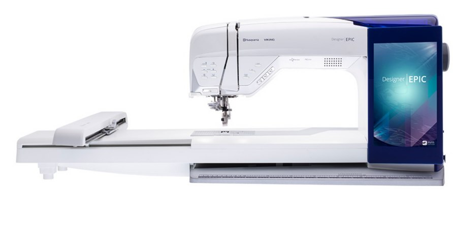 embroidery machine for home business with USB port
