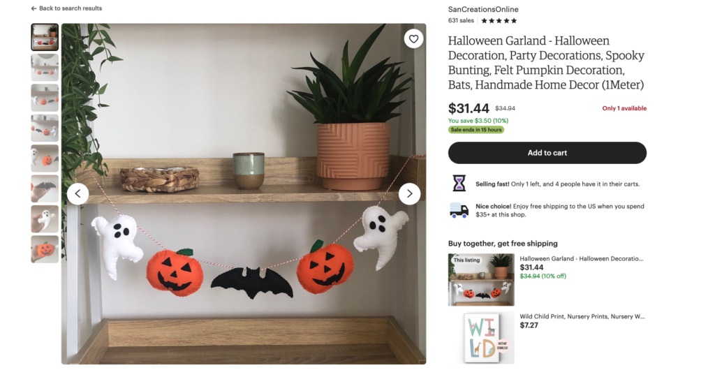 crafts to make and sell halloween