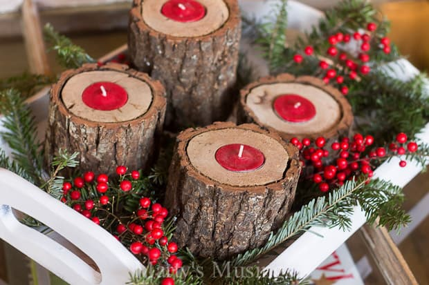 country christmas crafts to make and sell