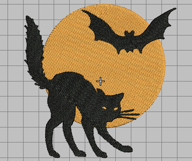 FREE Halloween Machine Embroidery Designs! [PES, JEF, DST + EMB]