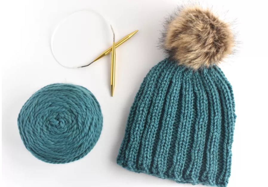 Free Knitted Hat Patterns On Circular Needles