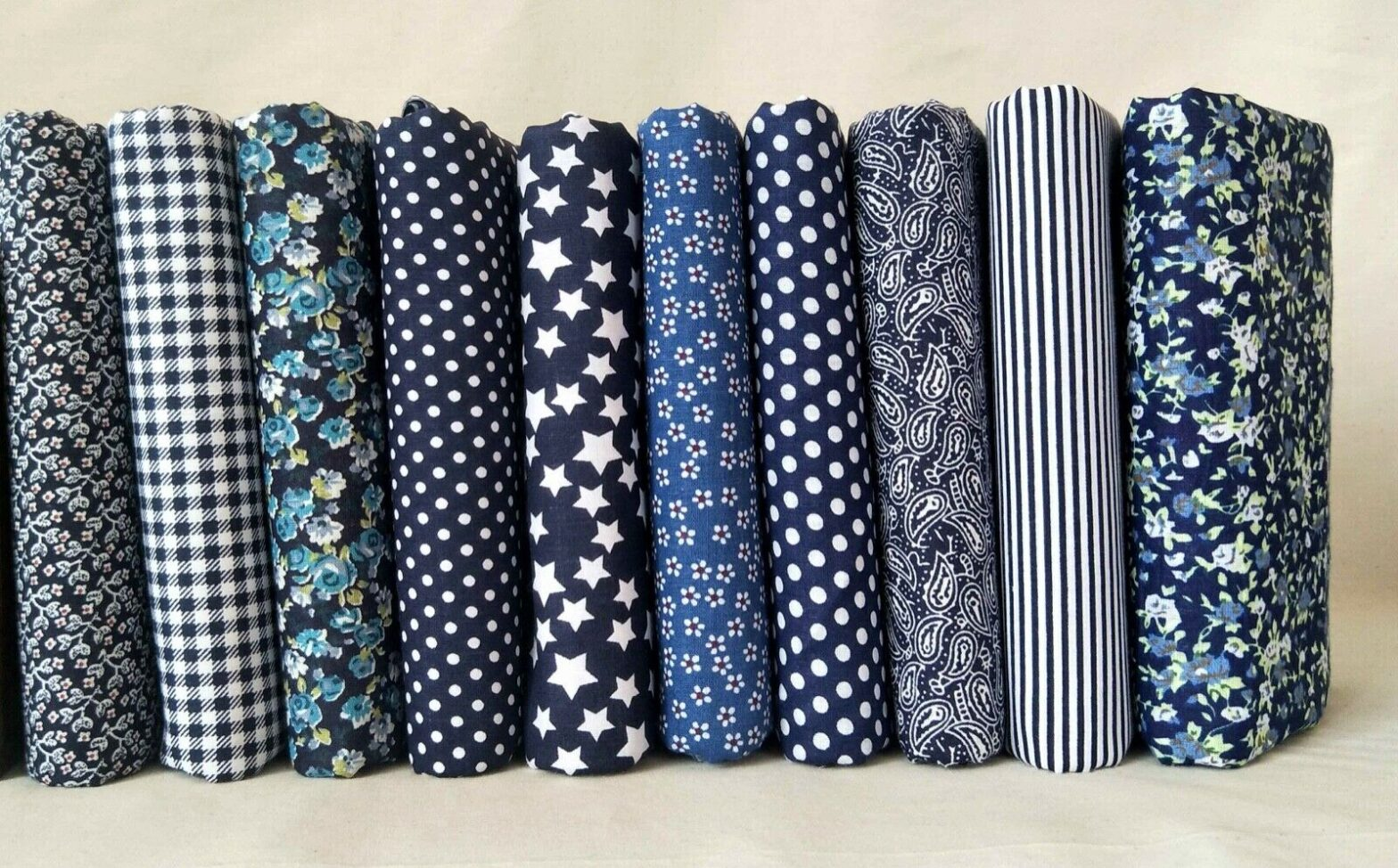 How Many Fat Quarters In a Yard Of Fabric?